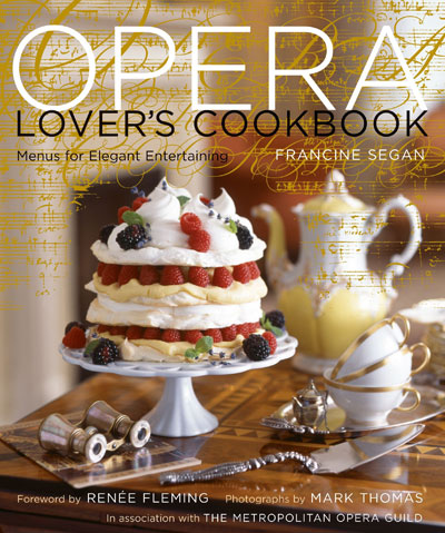 Opera Lover's Cookbook